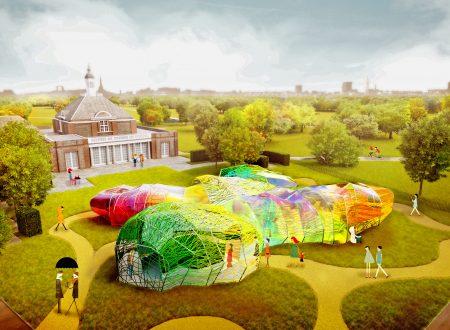 Cose meravigliose: il Serpentine Pavilion 2015