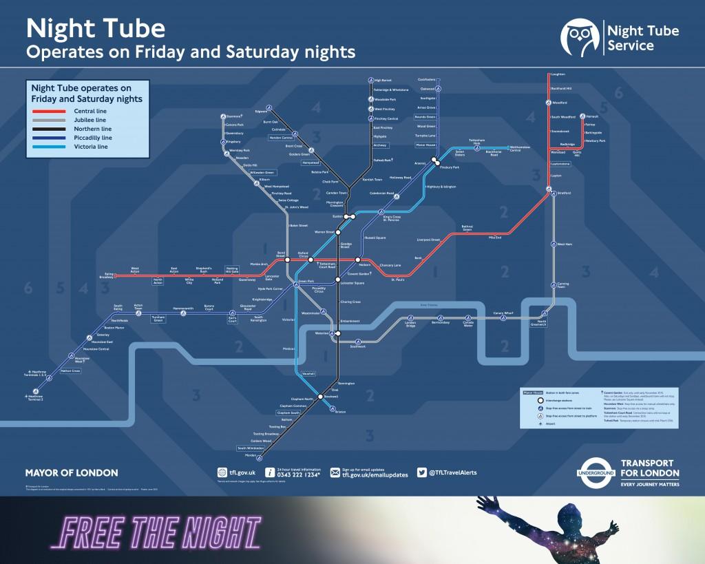 nighttube-map