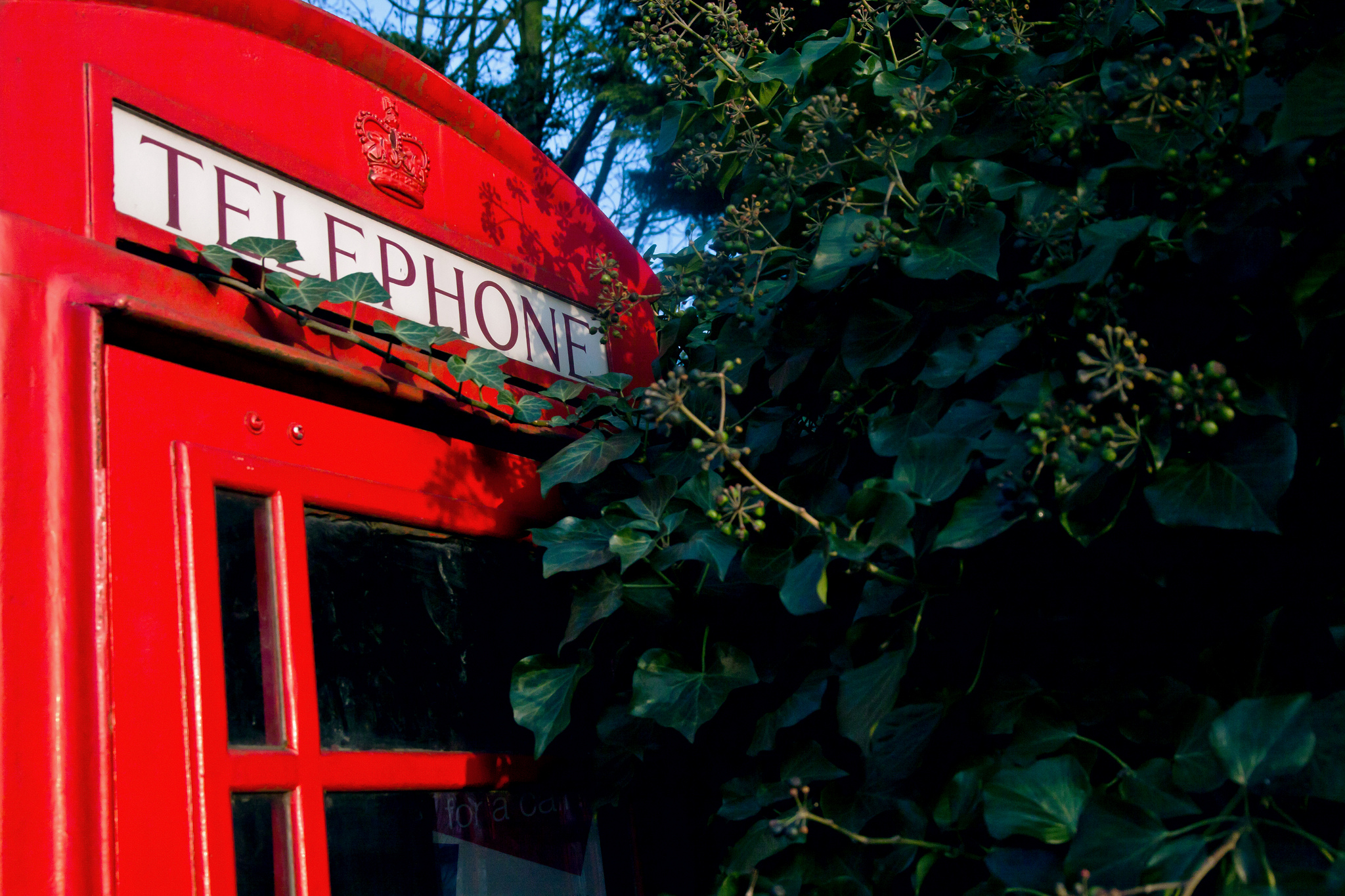 London red phone booth - Pawel Pacholec