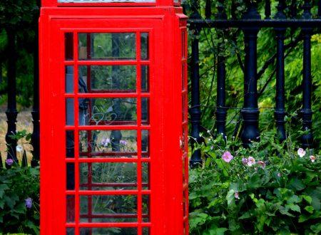 Cabine telefoniche di Londra: non aprite quella porta