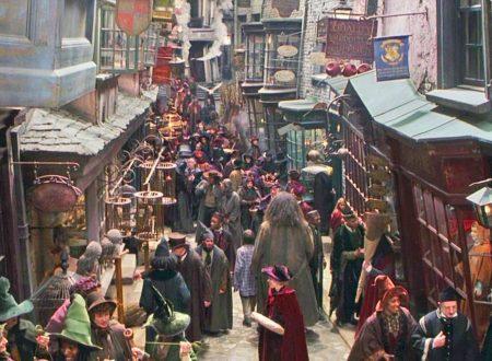 Tutto sulla Londra di Harry Potter