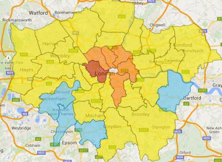Londra è una città pericolosa?