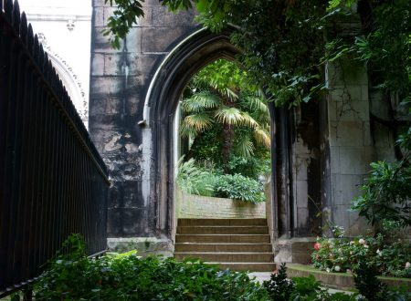 Pura magia: St. Dunstan in the East