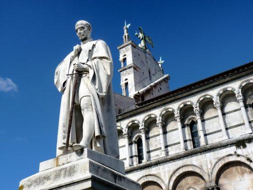 Dal Burlamacco carnevalesco, a Francesco Burlamacchi martire della libertà