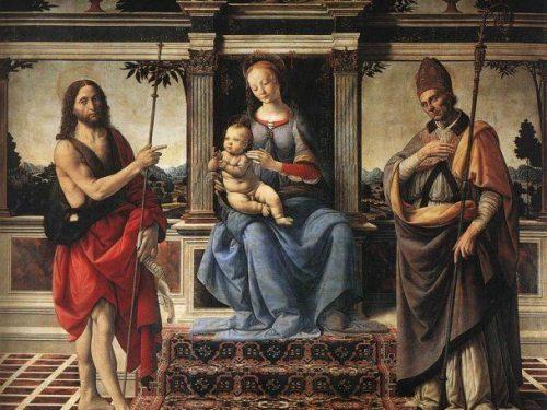 """Lorenzo di Credi, un artista """"finito e pulito"""" a Pistoia"""