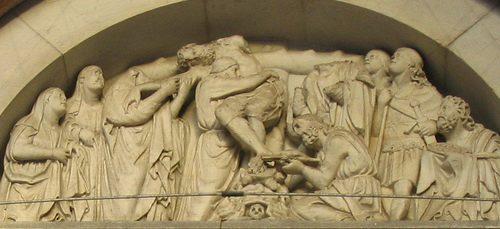 L'horror vacui di Nicola Pisano nel Duomo di Lucca
