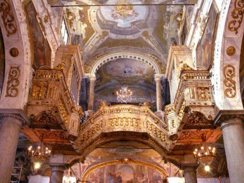 """Il """"segreto"""" della Chiesa di Santa Maria Nera a Lucca"""