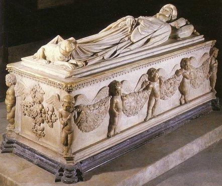 Tomba di Ilaria del Carretto_Lucca-Duomo