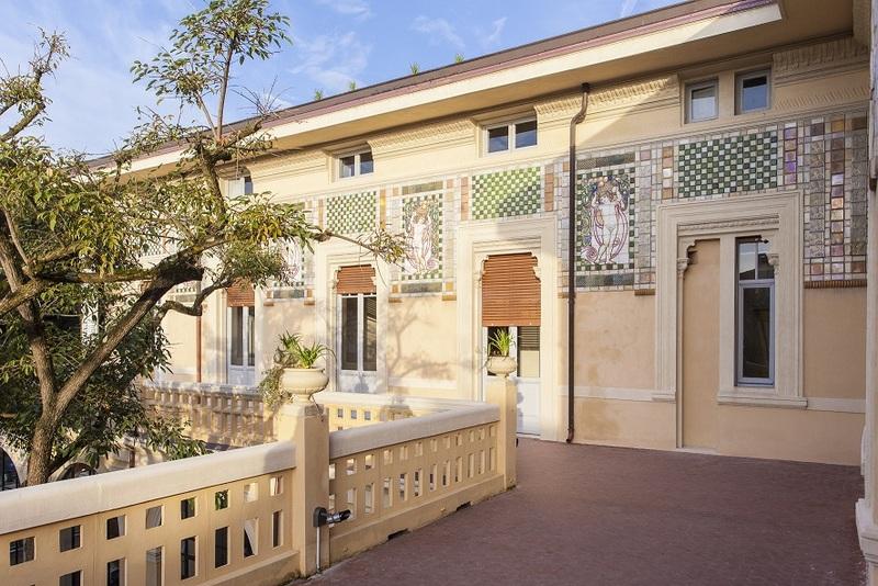 Villa Argentina, un gioiello in stile liberty a Viareggio | Lucca da ...