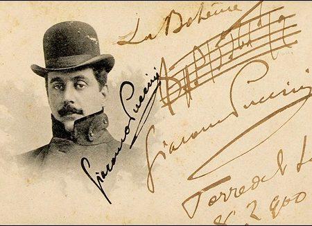 Giacomo Puccini e la storica tradizione musicale lucchese