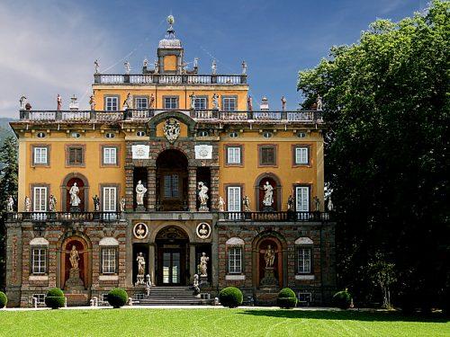 Villa Torrigiani un gioiello barocco nella Lucchesia
