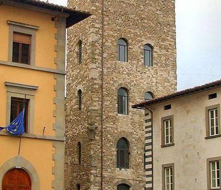 La leggenda della Torre di Catilina a Pistoia