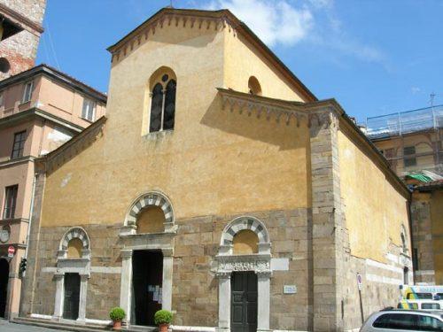 L'arte di Biduino nella chiesa di San Salvatore a Lucca