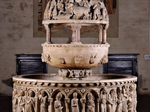 Il fonte di San Frediano