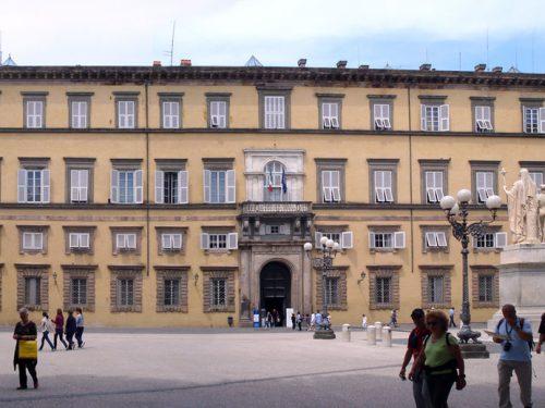 Breve storia del Palazzo Ducale di Lucca