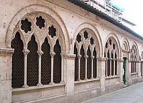 Le origini romane di Lucca all'interno della chiesa di Santa Maria della Rosa