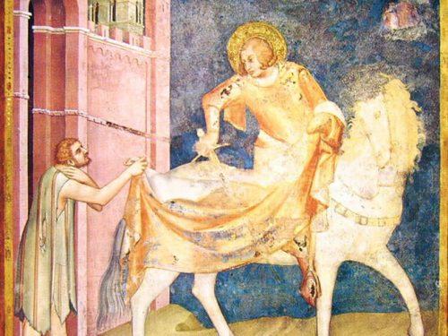 Vita e leggende di San Martino