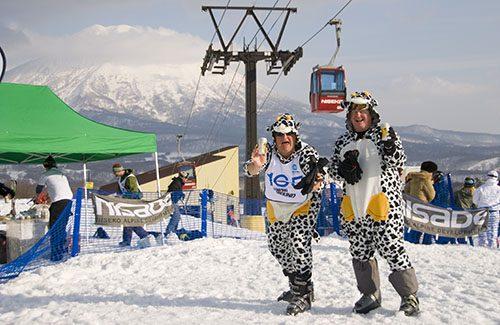 10 buone regole da rispettare sulle piste da sci