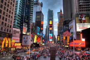 Capodanno a New York Times Square