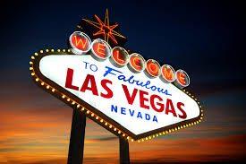 W Las Vegas!