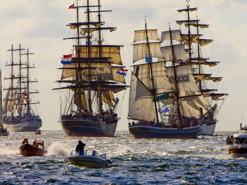 Amsterdam Sail 2015 (19-23 Agosto)
