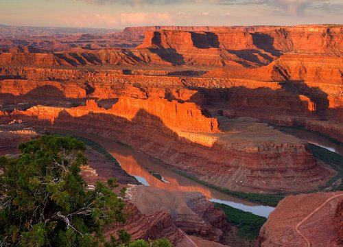 Canyonlands, Dead Horse Point e Goblin Valley