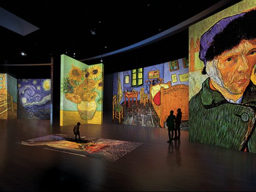 Van Gogh ALIVE. Quando le opere diventano LIVE e MULTIMEDIALI