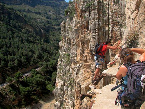 CAMINITO DEL REY, il sentiero più spettacolare al mondo.