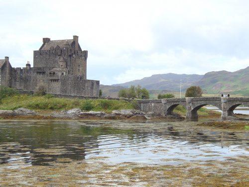 Viaggio in Scozia on the road