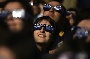Eclissi solare come proteggersi