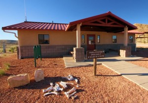 Paria Canyon - Paria-Station-Where-The-Lottery-For-The-Wave-Permits-Is-Held