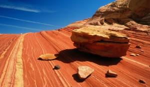 Paria Canyon - Navajo Sandstone Arizona