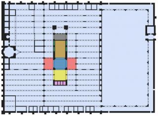 Mezquita Plan