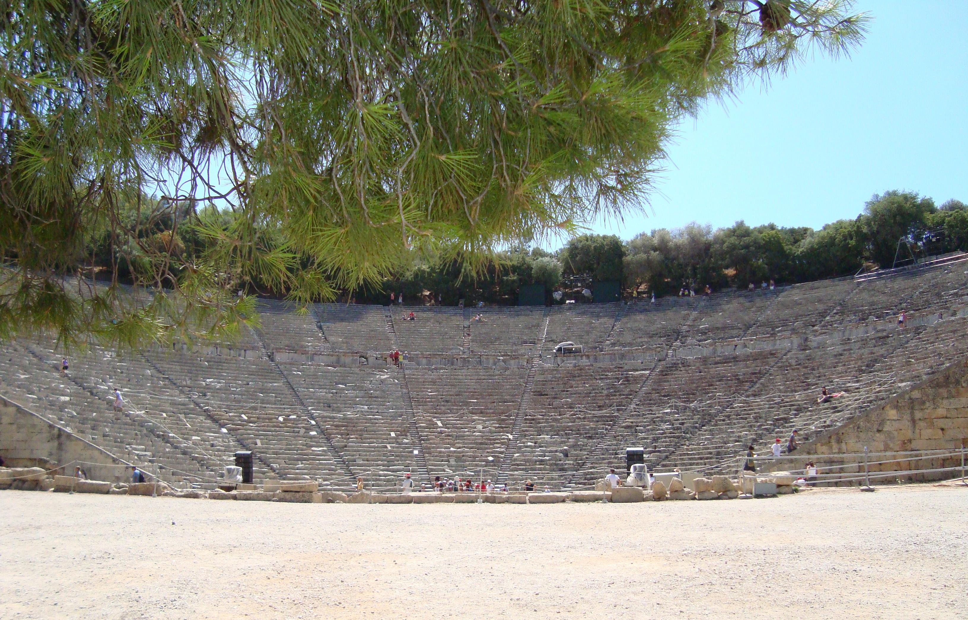 Grecia Classica Epidauro