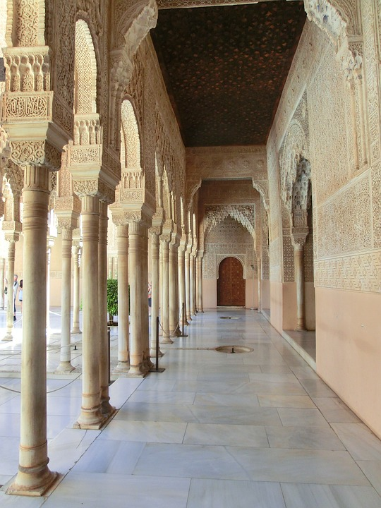 Tour Andalusa - alhambra