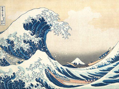 Hokusai Hiroshige Utamaro: La Mostra