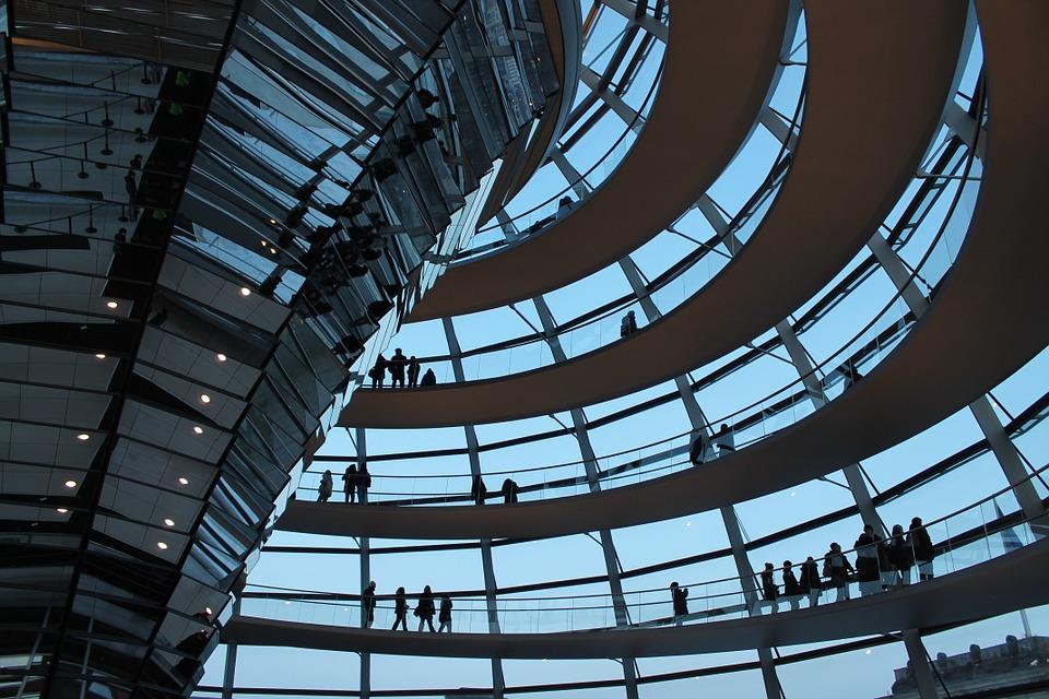 Weekend a Berlino Cupola Reichstag