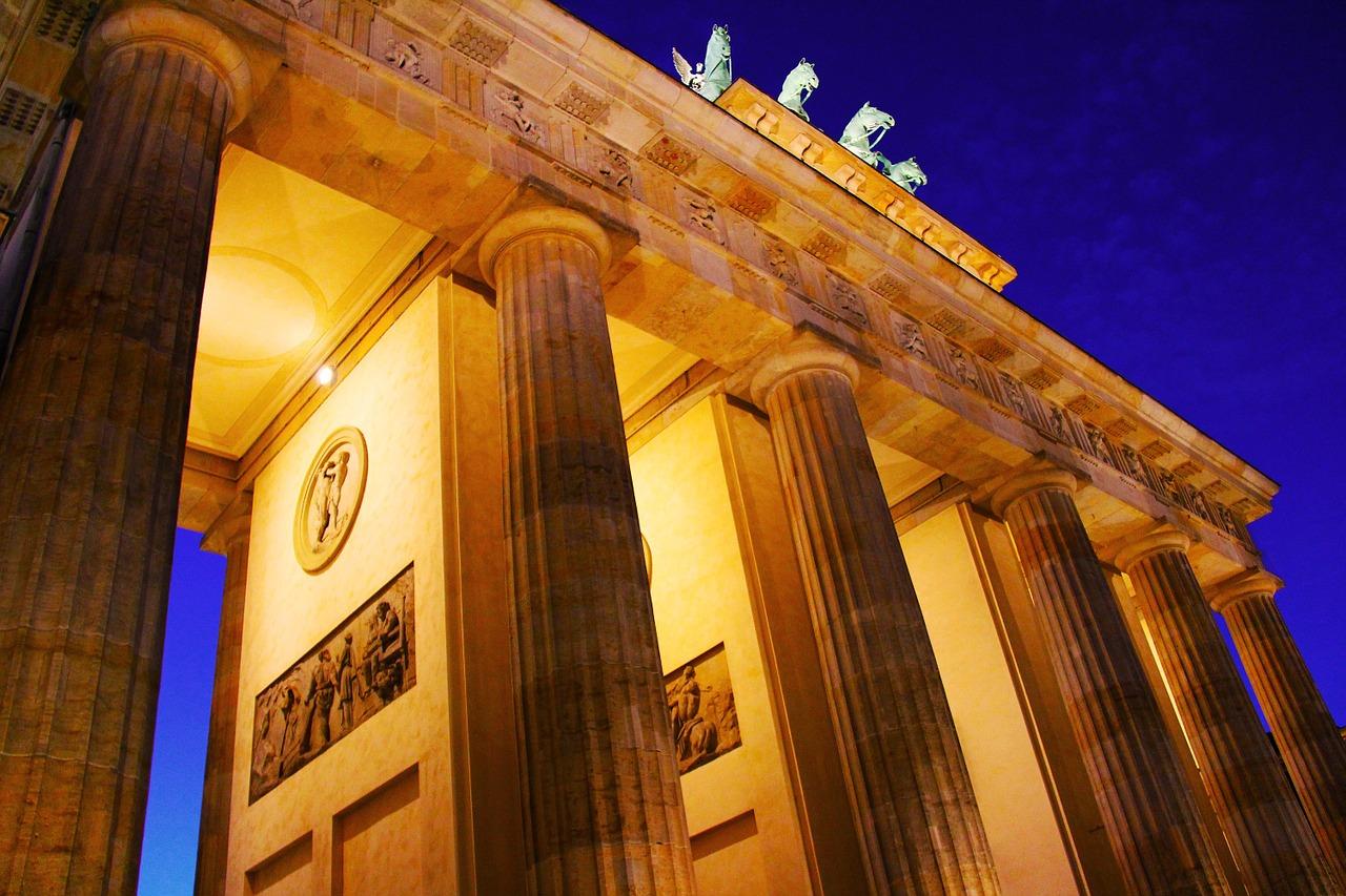 Weekend a Berlino Porta di Brandeburgo