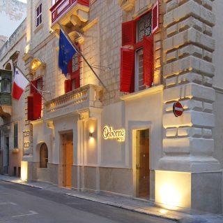 Isole di Malta e Gozo Osborne Hotel, 50 South Street - La Valletta