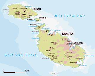 Isole di Malta e Gozo