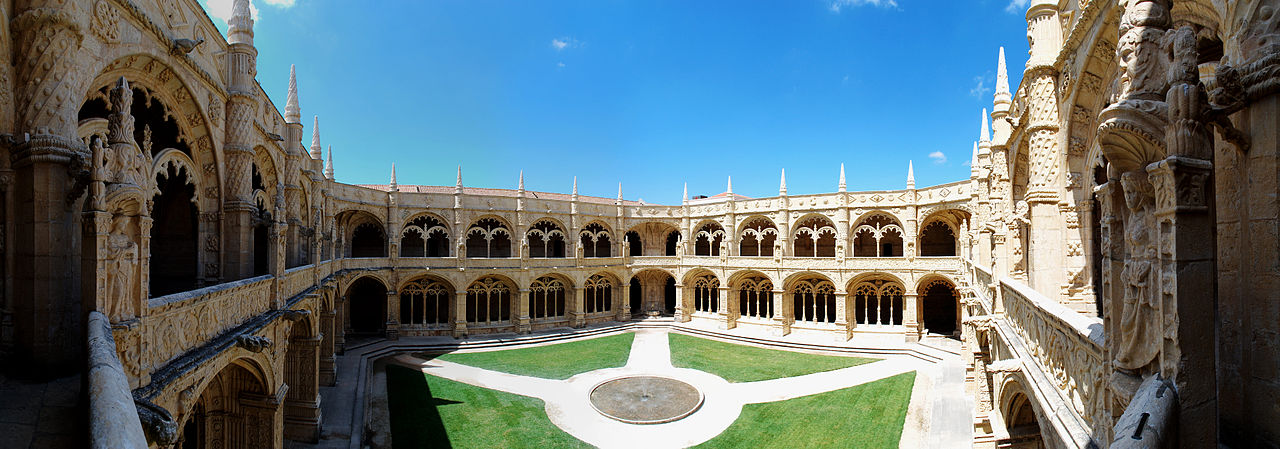 Belém Mosteiro dos Jerónimos