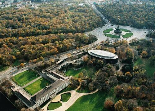 Cosa vedere a Berlino - Tiergarten