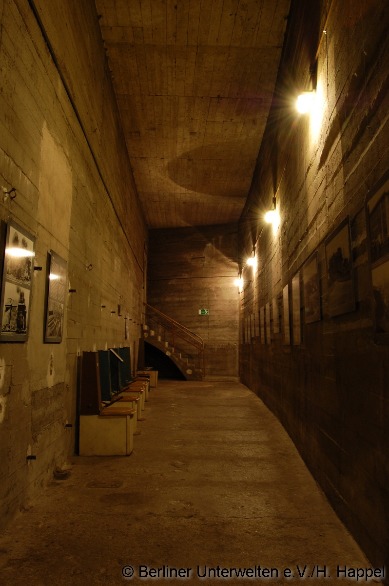 Berlino sotterranea - Bunker Toilette rimovibili