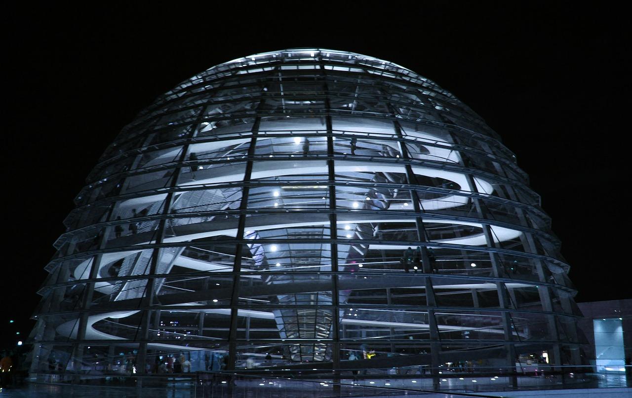 Cosa vedere a Berlino - Cupola del Reichstag