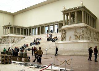 Pergamon Museum - Altare di Pergamo