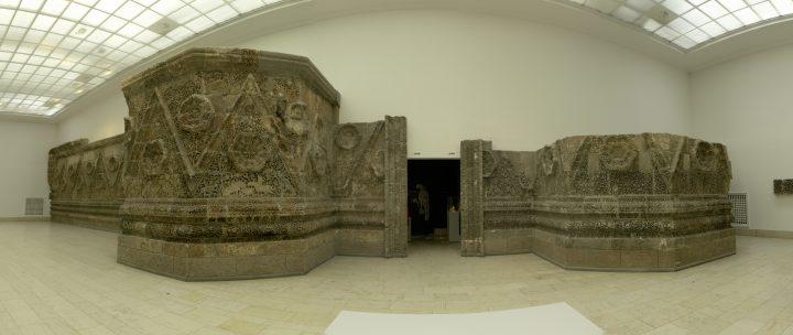 Pergamon Museum - Facciata del Palazzo di Mshatta