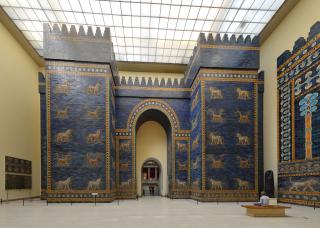 Pergamon museum Porta di Ishtar