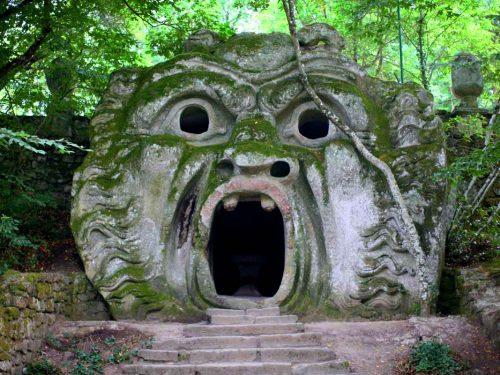 Il Sacro Bosco di Bomarzo, meglio noto come Parco dei Mostri