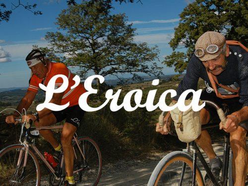 L'Eroica. Non chiamatela gara ciclistica.