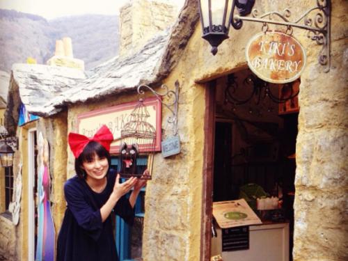 La panetteria di Kiki consegne a domicilio ha aperto in Giappone